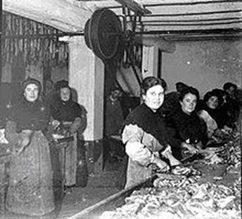 Historia del salchichón